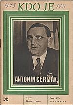 Drnec: Antonín J. Čermák, 1948