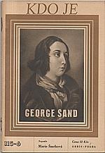 Šmrhová: George Sand, 1948