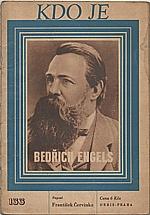 Červinka: Bedřich Engels, 1949