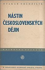 Odložilík: Nástin československých dějin, 1946
