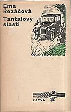 Řezáčová: Tantalovy slasti, 1974