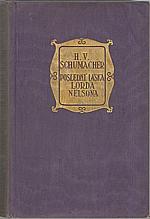 Schumacher: Poslední láska lorda Nelsona, 1914