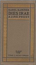 Kamínek: Dies irae a jiné prosy, 1911