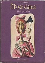 Puškin: Piková dáma a jiné povídky, 1960