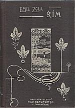 Zola: Řím, 1896