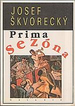 Škvorecký: Prima sezóna, 1990