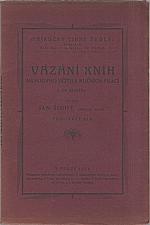 Šedivý: Vázání knih, 1923