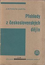 Juppa: Přehledy z československých dějin, 1935