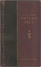 Čapek Chod: Patero třetí, 1912