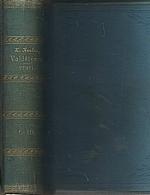 Herloßsohn: Valdštýnovi vrazi. Díl I-III, 1895