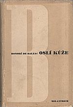Balzac: Oslí kůže, 1949