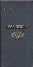 Farský: Naše postyla. Řada I, 1925