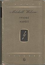 Wilson: Vysoké napětí, 1954