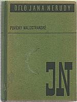 Neruda: Povídky malostranské, 1941