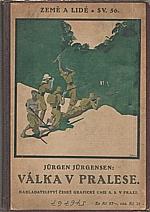 Jürgensen: Válka v pralese, 1924