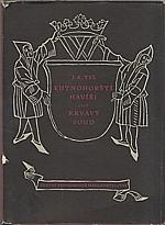 Tyl: Kutnohorští havíři aneb Krvavý soud, 1957
