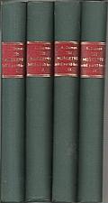 Dumas: Tři mušketýři ještě po deseti letech (Vikomt Bragelonne). I-IV, 1923