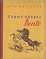 Holesch: Černý hřebec Bento, 1941