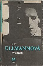 Ullmann: Proměny, 1989