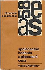 Nemčinov: Společenská hodnota a plánovaná cena, 1972
