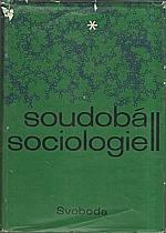 Klofáč: Soudobá sociologie. [Díl] 2, Teorie průmyslových společností, 1967