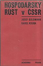 Goldmann: Hospodářský růst v ČSSR, 1967