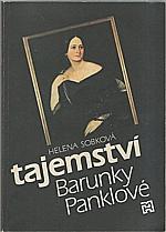 Sobková: Tajemství Barunky Panklové, 1991