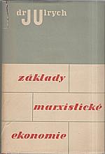 Ulrych: Základy marxistické ekonomie, 1949