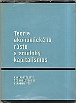 Sołdaczuk: Teorie ekonomického růstu a soudobý kapitalismus, 1966