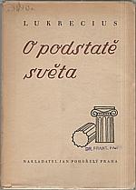 Lucretius Carus: O podstatě světa, 1945