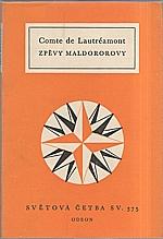 Lautréamont: Zpěvy Maldororovy, 1967