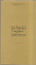 Patočka: Negativní platonismus, 1990