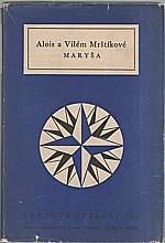 Mrštík: Maryša, 1956