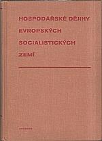 Průcha: Hospodářské dějiny evropských socialistických zemí, 1977