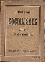 Kunte: Socialisace, 1919