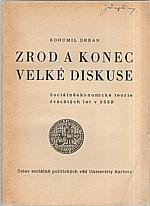 Urban: Zrod a konec velké diskuse, 1968