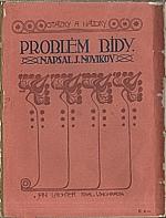 Novikov: Problém bídy a přirozené jevy hospodářské, 1914