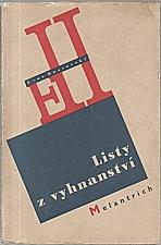 Hostovský: Listy z vyhnanství, 1946