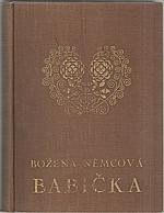 Němcová: Babička, 1936