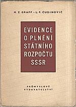 Grapp: Evidence o plnění státního rozpočtu SSSR, 1952