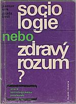 Kapr: Sociologie nebo zdravý rozum?, 1969