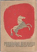 Sedláček: Prodáváme reklamou, 1947
