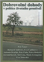 Šauer: Dobrovolné dohody v politice životního prostředí, 2000