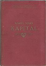 Marx: Kapitál : Kritika politické ekonomie. Svazek druhý. Kniha  II.: Oběžní proces kapitálu, 1925