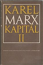 Marx: Kapitál : Kritika politické ekonomie. Díl  2. Kniha  2.: Proces oběhu kapitálu, 1954