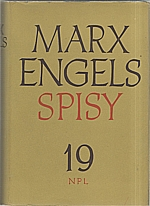Marx: Spisy. Svazek 19., 1966