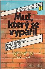 Sjöwall: Muž, který se vypařil, 1986