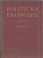 : Politická ekonomie, 1955