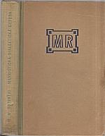 Rozental': Marxistická dialektická metoda, 1954