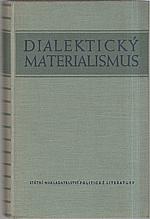 : Dialektický materialismus, 1954